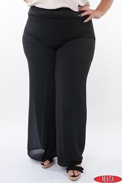 Pantalón mujer tallas grandes 17694