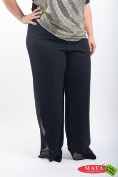 Pantalón mujer tallas grandes 19851