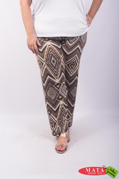 Pantalón mujer tallas grandes 23627