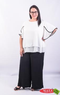 Ropa Mujer Tallas Grandes Pantalones Pantalones Casuales Ropa Tallas Grandes Ropa Tallas Grandes Modas Mata Tienda Online De Ropa Tallas Grandes Modas Mata Tallas Grandes