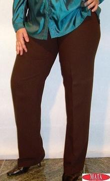 Pantalón tallas grandes mujer 01797