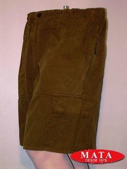 Pantalón vaquero corto de hombre kaky 00611