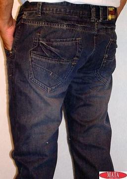 Pantalón vaquero hombre tallas grandes 11258