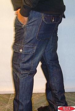 Pantalón vaquero hombre tallas grandes 13470
