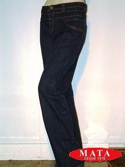 Pantalón vaquero mujer 06296