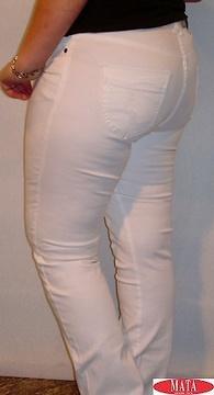 Pantalón vaquero mujer diversos colores 12639