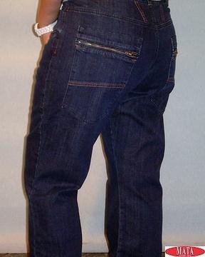 Pantalón vaquero mujer tallas grandes 09184
