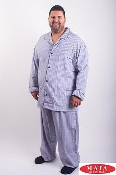 Pijama hombre tallas grandes 14484