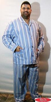Pijama hombre tallas grandes 15805