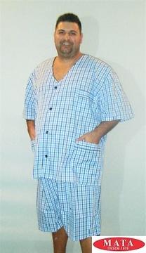 Pijama hombre tallas grandes 18866