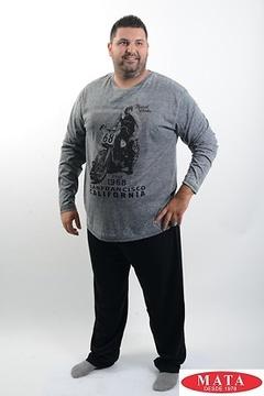 Pijama hombre tallas grandes 19086