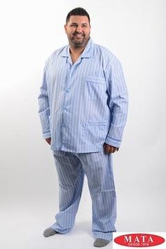Pijama hombre tallas grandes 19286
