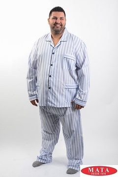 Pijama hombre tallas grandes 19287
