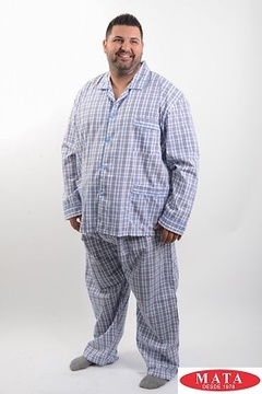Pijama hombre tallas grandes 19288