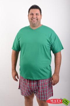 Pijama hombre tallas grandes 19772