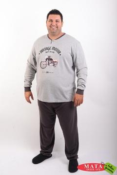 Pijama hombre tallas grandes 20519