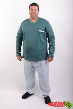 Pijama hombre tallas grandes 20520