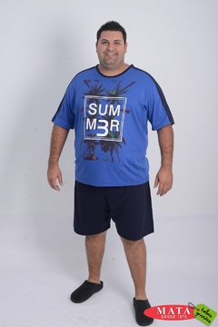 Pijama hombre tallas grandes 21208
