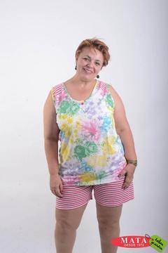 Pijama mujer 21505