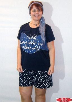 Pijama mujer diversos colores 15079