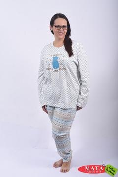 Pijama mujer diversos colores 22064