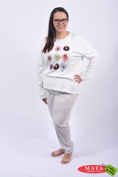 Pijama mujer diversos colores 22066