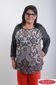 Pijama mujer tallas grandes 18195