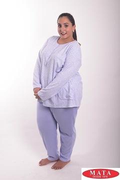 Pijama mujer tallas grandes 19028