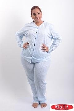 Pijama mujer tallas grandes 19305