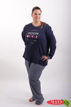 Pijama mujer tallas grandes 20513