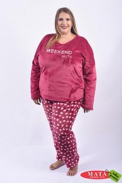 Pijama mujer tallas grandes 22060