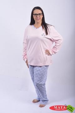 Pijama mujer tallas grandes 22079