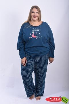 Pijama mujer tallas grandes 22153