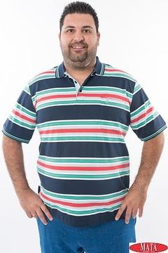 Polo hombre tallas grandes 20127