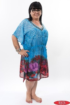 Poncho mujer 19908