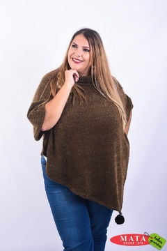 Poncho mujer diversos colores 23126