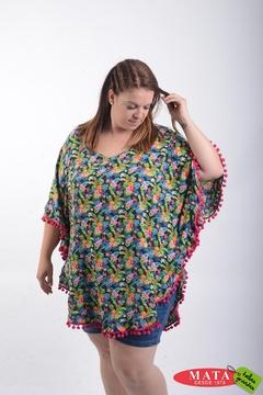 Poncho mujer tallas grandes 21485