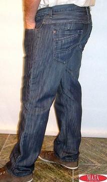Vaquero hombre tallas especiales 12804