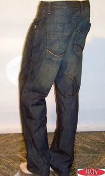 Vaquero hombre tallas grandes 07667