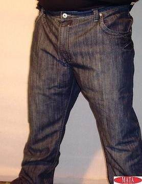 Vaquero hombre tallas grandes 11018