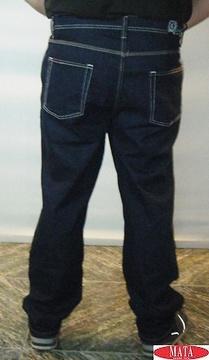 Vaquero hombre tallas grandes 18024