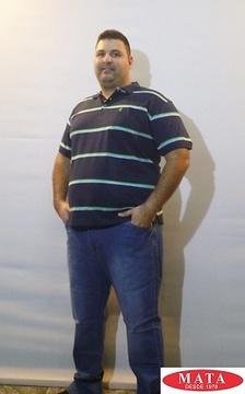 Vaquero hombre tallas grandes 18576