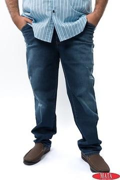 Vaquero hombre tallas grandes 20236