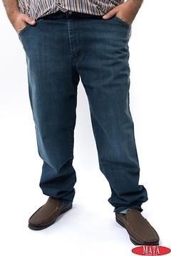 Vaquero hombre tallas grandes 20243
