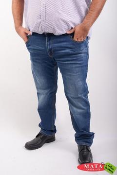 Vaquero hombre tallas grandes 20487