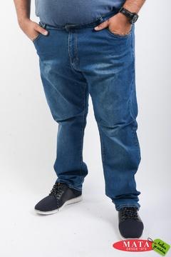 Vaquero hombre tallas grandes 20492
