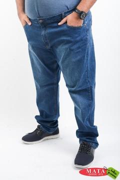 Vaquero hombre tallas grandes 20493