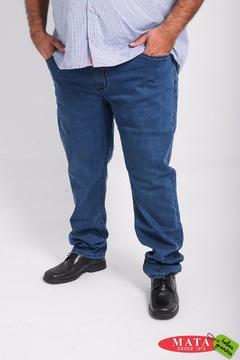 Vaquero hombre tallas grandes 21025