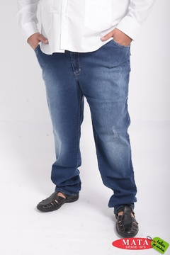 Vaquero hombre tallas grandes 21069