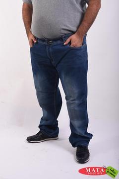 Vaquero hombre tallas grandes 22221